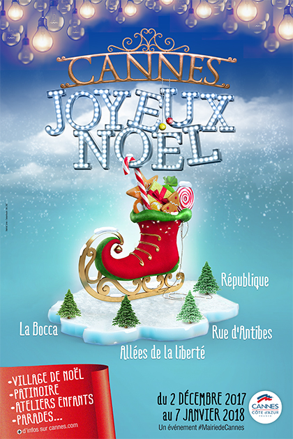 village de noel 2018 cannes Christmas in Cannes and the Côte d'Azur village de noel 2018 cannes